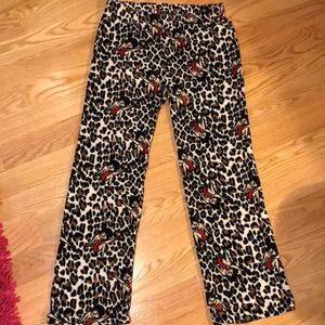 Other - Cozy Betty Boop Fleece Pajama Pants